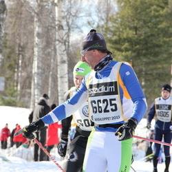Skiing 90 km - Alessandro Deflorian (6625)