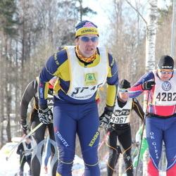 Skiing 90 km - Christian Olgerfelt (3745)