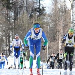 Skiing 90 km - Henrik Ottosson (5423), Jonas Sundell (10174)