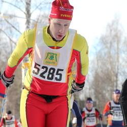 Skiing 90 km - Fredrik Busk (5285)