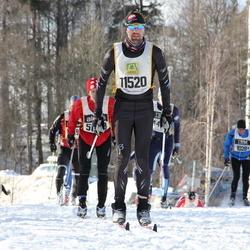 Skiing 90 km - Egil Wallin (11520)