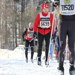 Skiing 90 km - Henrik Svensson (5699)
