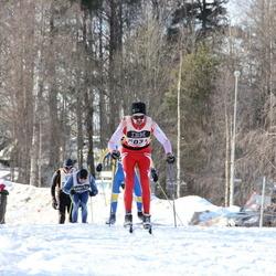 Skiing 90 km - Alex Bergenudd (5031)