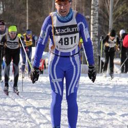 Skiing 90 km - Jean-Francois Gehin (4811)