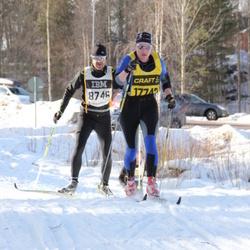 Skiing 90 km - Agnes Wredenberg (17742)