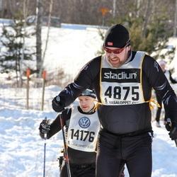 Skiing 90 km - Arne Skogseth (4875)