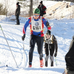 Skiing 90 km - Arvid Öhrn (6161)