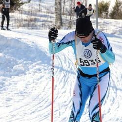 Skiing 90 km - Anders Ingman (5936)