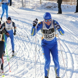 Skiing 90 km - Fredrik Salomonsson (13322)
