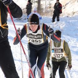 Skiing 90 km - Björn Olsson (7855)