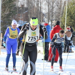 Skiing 90 km - Ali Hamadani (7751)