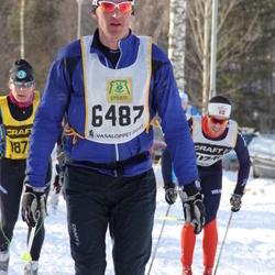 Skiing 90 km - Jan-Erik Lundqvist (6487)