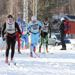 Skiing 90 km - Terje Flaten (11968), Jan-Inge Skålberg (13703)