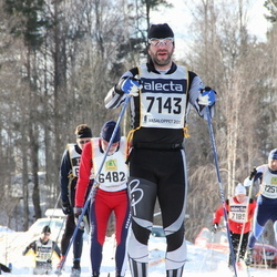Skiing 90 km - Anders Johnson (7143)