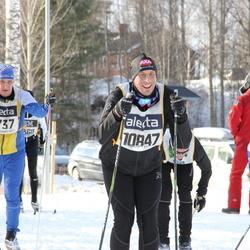 Skiing 90 km - Jan-Øivind Gressnes (10847)