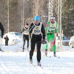 Skiing 90 km - Anders Hellman (12415)