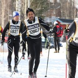 Skiing 90 km - Adama Saine (12867)