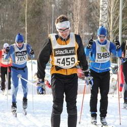 Skiing 90 km - Fredrik Reinholdsson (5459)