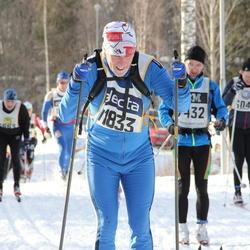 Skiing 90 km - Anders Boström (11833)