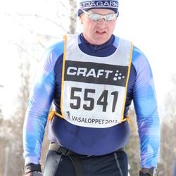 Skiing 90 km - Björn Westman (5541)
