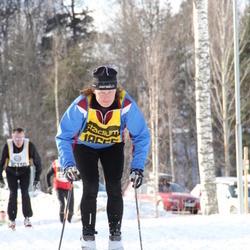 Skiing 90 km - Agneta Xenos Mattsson (18655)