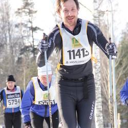 Skiing 90 km - Dean Mcgowan (11413)