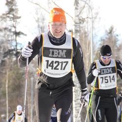 Skiing 90 km - Egil Midthjell Kjørstad (14217)