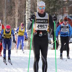 Skiing 90 km - Henrik Rundberg (4957)