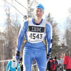 Skiing 90 km - Anders Jonsson (4543)