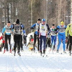 Skiing 90 km - Eirik Watterdal (1241), Gösta Wallerius (6624), Pavels Kirilovskis (6894), Henry Fröcklin (7710)