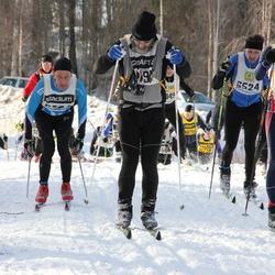 Skiing 90 km - Henry Fröcklin (7710)