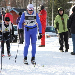 Skiing 90 km - Stefan Adolfsson (5424), Espen Killingmo (6389), Conny Eriksson (14482)