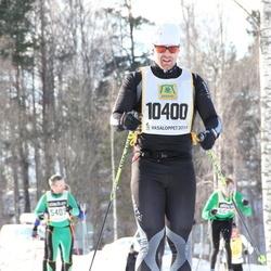 Skiing 90 km - Henrik Smångs (10400)