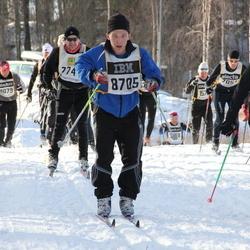 Skiing 90 km - Daniel Gavelin (8705)