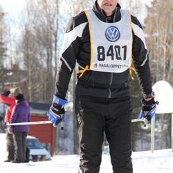 Skiing 90 km - Christer Tjäder (8401)