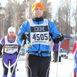 Skiing 90 km - Adam Standoft (4505)