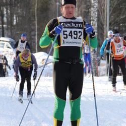 Skiing 90 km - Christian Friman (5492)