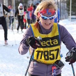 Skiing 90 km - Aila Jaako-Hallqvist (17857)
