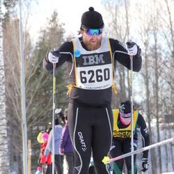 Skiing 90 km - David Ståhlberg (6260)