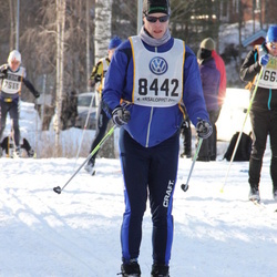Skiing 90 km - Fredrik Nero (8442)