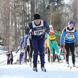 Skiing 90 km - Alexander Thärning (11228)