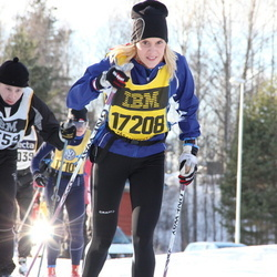Skiing 90 km - Åsa Wiklund (17208)
