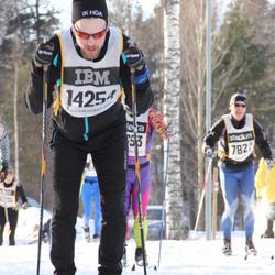 Skiing 90 km - Albin Dahlin (14254)