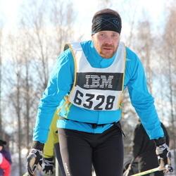 Skiing 90 km - Jan-Erik Blomqvist (6328)