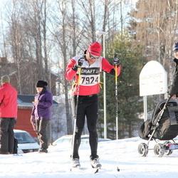 Skiing 90 km - David Johansson (7924)