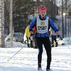 Skiing 90 km - Emil Ivarsson (12587)