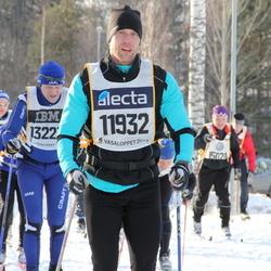 Skiing 90 km - Anders Olsson (11932)