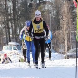 Skiing 90 km - Elin Östlund (17049)