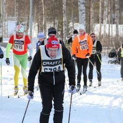 Skiing 90 km - Henrik Bang (6784)
