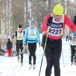 Skiing 90 km - Hubert Kurt Lepperdinger (8222)